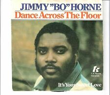 JIMMY BO HORNE - Dance across the floor