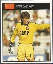 ORBIS 1990 WORLD CUP COLLECTION-#211-RUSSIA-RINAT DASSAYEV