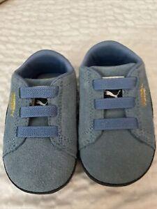 Puma Infant Suede shoes
