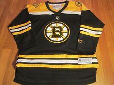 REEBOK NHL BOSTON BRUINS JERSEY SIZE YOUTH L/XL