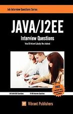 Java / J2EE Interview Questions You'll Most Likely Be Asked by Vibrant...