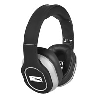 Altec Lansing MZX656-BLK Foldable Headphones (Black)