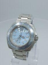 Zodiac ZO2305 men's rare watch V-Wolf Swiss made blue ZO-2305 10 ATM