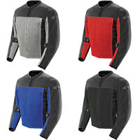 2018 Joe Rocket Mens Velocity Mesh Motorcycle Jacket - Pick Size/Color