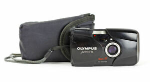 Point & Shoot Olympus Mju II 2.8/35mm All Weather 35mm Compact Camera No.5955218