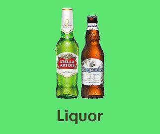 Shop Liquor