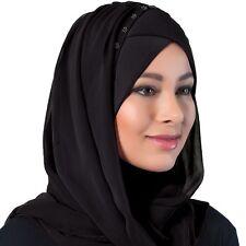 US Seller NEW Women Bonnet Cancer Chemo Hijab Turban Cap Beanie Hat Scarf Full