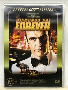 Diamonds are Forever - DVD - AusPost with Tracking