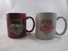 2 Mugs featuring the Altoona Curve Minor League Baseball Team