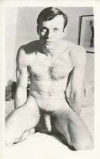 GUILD PRESS Original 1960s Male Nude Physique Figure Study Photo Well Groomed