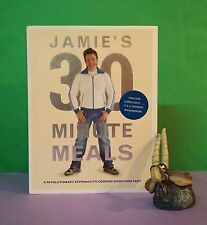 Jamie Oliver: Jamie's 30 Minute Meals/food/cookery/HBDJ