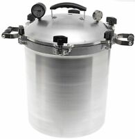 All American 930 30 Qt Heavy Cast Aluminum Pressure Cooker / Canner  NEW