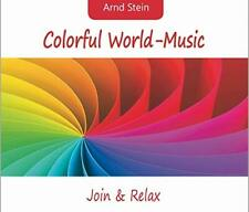CD Colorful World-Music - Join & Relax Digipack (K141)