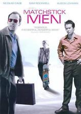 Matchstick Men New Dvd