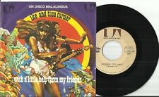 IKE AND TINA TURNER WITH A LITTLE HELP FROM MY FRIENDS VINILE 45 GIRI!!!