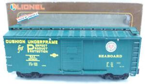 Lionel 8-87803 Seaboard Boxcar LN/Box