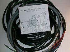 IMPIANTO ELETTRICO ELECTRICAL WIRING  APE AC3 CON SCHEMA ELETTRICO
