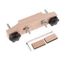 Finest DIY Wooden Guitar Bridge Clamps Guitar Repair Maintenance Kits