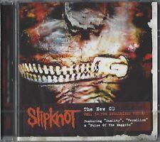 SLIPKNOT / VOL. 3 – THE SUBLIMINAL VERSES * NEW CD 2004 * NEU *