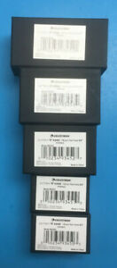 Celestron Ultima Edge 10mm to 30mm Flat Field Eyepiece ~ Complete Set Of Five