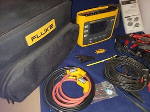 Fluke 1730 Three 3 Phase Energy Power Logger