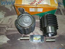 EQUIPO MOTOR 66 mm CON DEFLECTOR SIMPLE CITROEN 2CV PISTON, LINERS