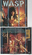CD--W.A.S.P.--INSIDE THE ELECTRIC