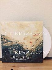 Dear Esther WHITE Vinyl Record Soundtrack Variant #/50 2xLP Mondo + Full PC Game