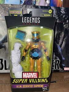 Marvel Legends NEW * A.I.M. Scientist Supreme *  BAF Xemnu Super Villains 6-Inch