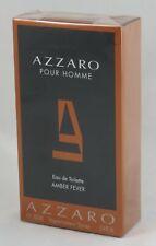 Azzaro Pour Homme Amber Fever 100 ml Eau de Toilette Spray