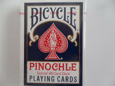 Bicycle Pinochle Playing Cards New Free Shipping