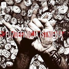 FU - DEFINICJA ISTNIENIA [CD] Peja KaeN Pono 2016 | Polish CD