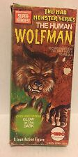 VINTAGE The Mad Monster Series 8 Inch HUMAN WOLFMAN - Mego 1973 MIB