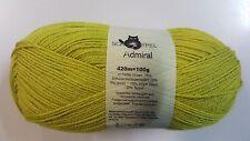 Schoppel Wolle Admiral Sock Yarn #383 Olive Green 100g