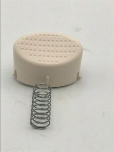 CARAVAN / MOTORHOME- Dometic / Midi Heki Rooflight Push Button - Cream - BG1522