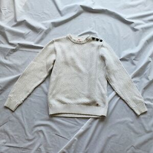 Armor Lux Sailor Sweater - White - With Flaws