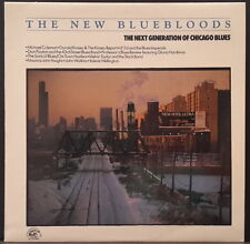 THE NEW BLUEBLOODS THE NEXT GENERATION OF CHICAGO BLUES ALLIGATOR REC '87 OZ PRS