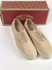 Vans Authentic DX Veggie Tan Leather Men's Shoes Sz 13 New With Box Ships Free