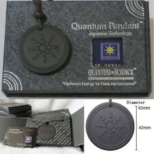 Quantum Pendant Necklace Scalar Orgon Energy neg ions EMF Protection Lot