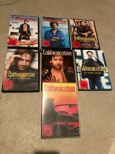 Californiacation +++ Staffel 1-7 +++ DVD +++ TV-Serie