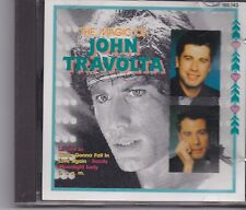 John Travolta-The Magic Of cd album