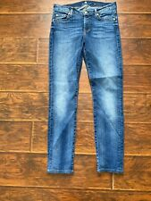 Seven For All Mankind Women's The Skinny Jeans Size 28