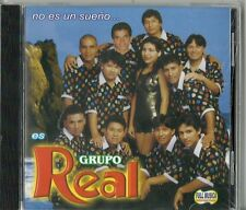 No Es Un Sueno Grupo Real  Latin Music CD New