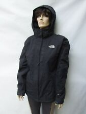 THE NORTH FACE HYVENT Fleece lined & insulated  Nylon Rain Jacket Size XL