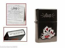 SAILOR JERRY LUCKY 2007 LIMITED EDITION LIGHTER FREE UNITED KINGDOM SHIPPING ---