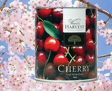 CHERRY WINE BASE CANNED FRUIT 96 OZ #10 CAN VINTNERS HARVEST 3 OR 5 GAL WINE KIT