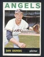 1964 Topps #537 Dan Osinski GVG Angels 46894