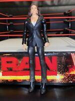 Stephanie McMahon - Basic Series - RARE WWE Mattel Wrestling Figure