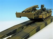 1/35th Accurate Armour British Chieftain Bridgelayer +AVLB No-8 bridge