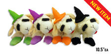 """Multipet  Halloween Lamb Chop Witch Dog Toy 10.5""""  (Free Shipping)"""
